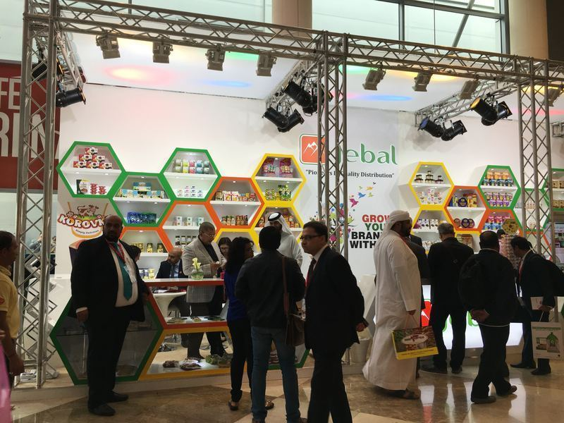 Russian Halalproducts at Gulfood