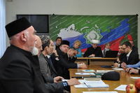 A seminar for imams and Muslim religious organizations chairmen was held of th topic of  formation and implementation of the budget of the community