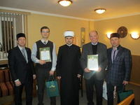 "The International Centre for Standardization and Certification ""Halal"" of the Council of Muftis of Russia held training courses"