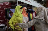 The Islamic Fashion and Design Council (IFDC) announced opening office in Russia. Mastercard has ranked Moscow a top shopping destination for Muslim fashion