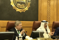 Russian delegation visited the head office of the Islamic Development Bank in Jeddah